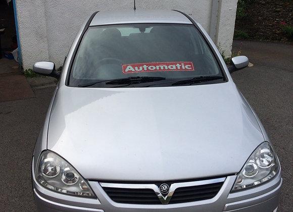 Vauxhall Corsa Design - Automatic