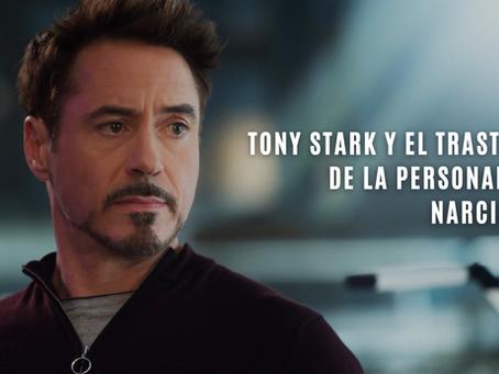 Tony Stark y el trastorno de la personalidad narcisista