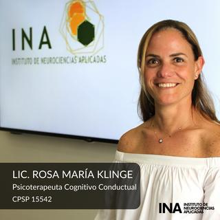 Lic. Rosa María Klinge
