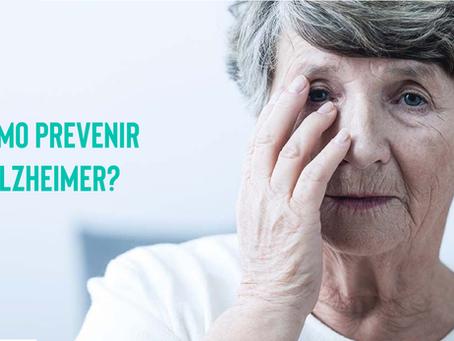 ¿Cómo prevenir el alzheimer?