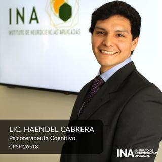 Lic. Haendel Cabrera