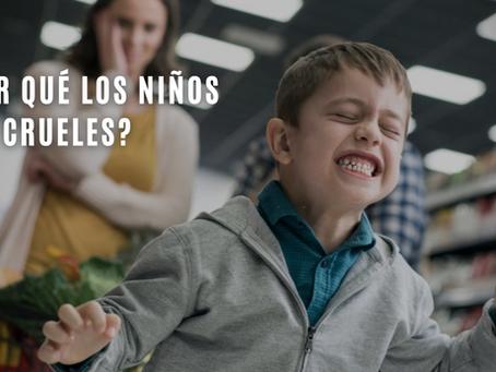 ¿Por qué los niños son crueles?