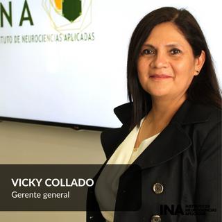 Vicky Collada - Gerente General