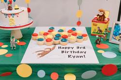 Ryan's 3rd Birthday - Kidspace
