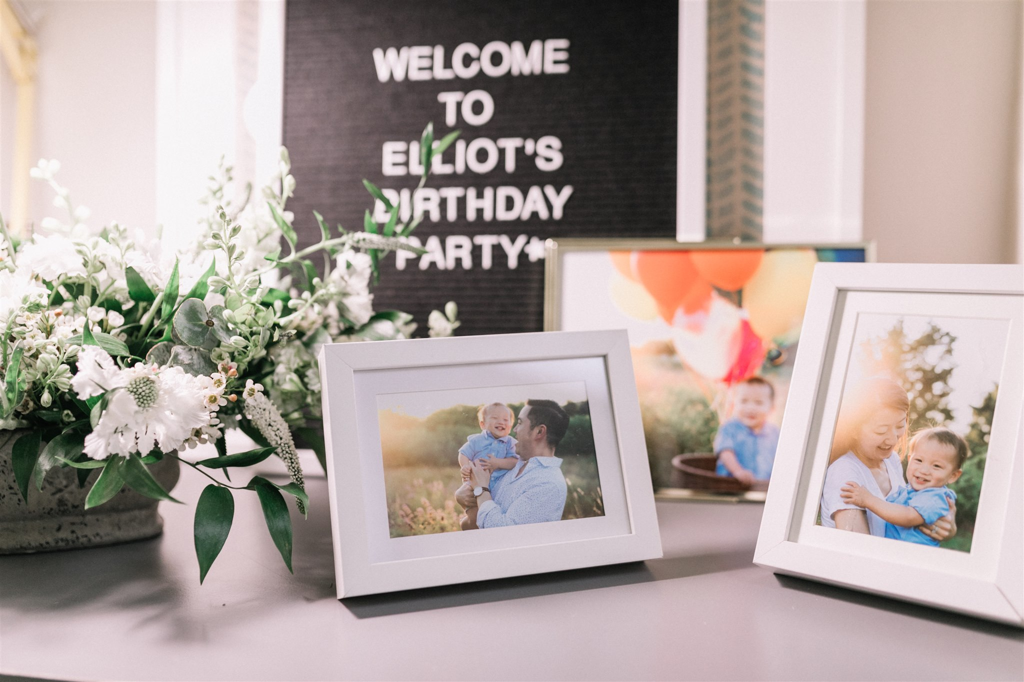 Elliot's 1st Birthday - PlayLab