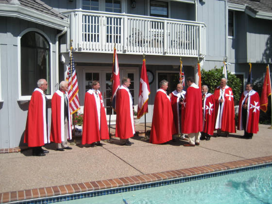 Installation of New Commander - Quee