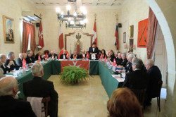 Sovereign Council Meeting