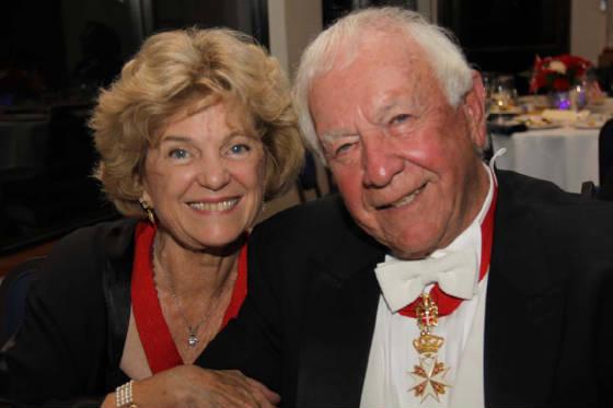 Barbara and Chuck
