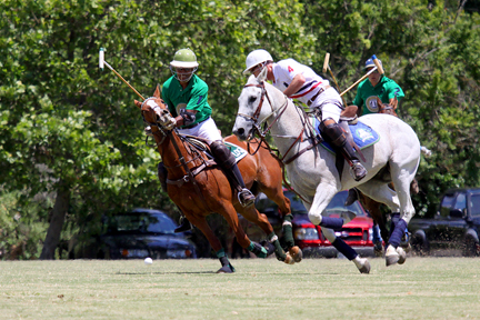 Wounded Warriors Polo Benefit 2010