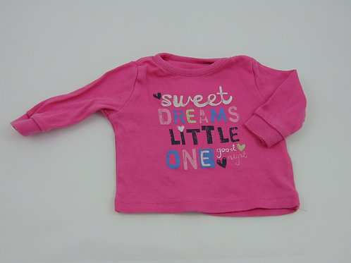 "Camisola ""Sweet dreams little one"""