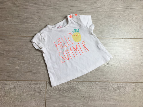 "T-shirt ""Hello Summer"""