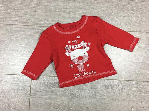 "Camisola ""O meu primeiro Natal"""