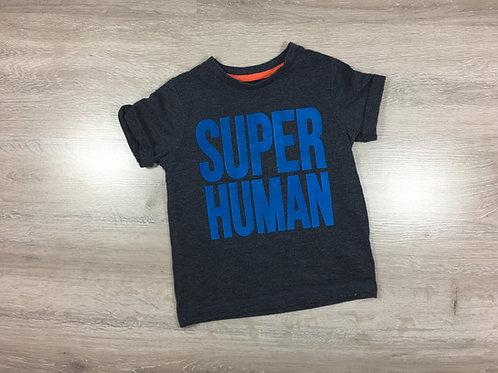 "T-shirt ""Super Human"""