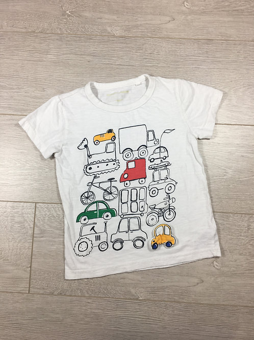 "T-shirts ""Rodinhas"""