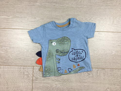 "T-shirt ""Cuddle a saurus"""