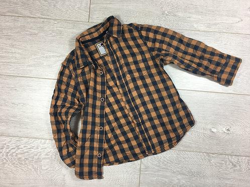 "Camisa ""Tons de Outono"""