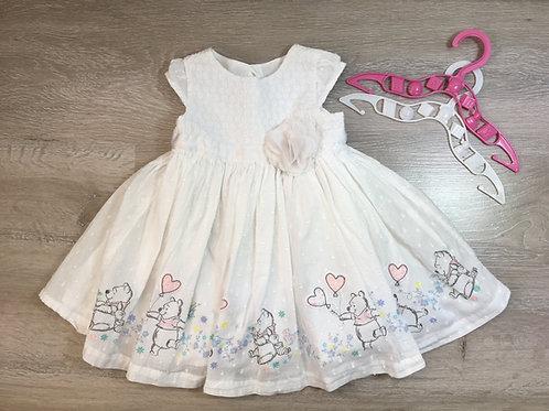 Vestido Branco Disney