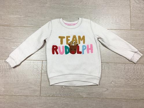 """Camisola """"Team Rudolph"""""""