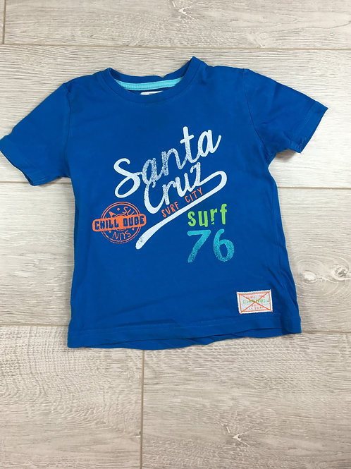 """T-shirt """"Cidade Santa Cruz"""""""