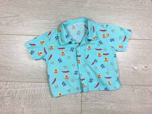 """Camisa """"animais"""""""