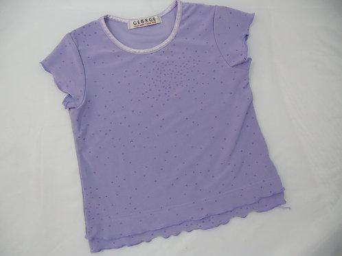 T-shirt com Brilhantes