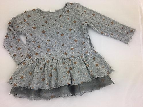 Vestidinho Curto/Camisola Longa