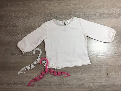 Camisola Branca Simples