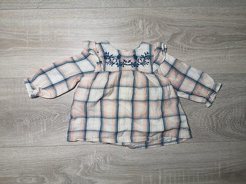 Blusa de menina