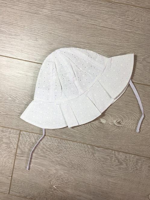 Chapeu Branco Novo