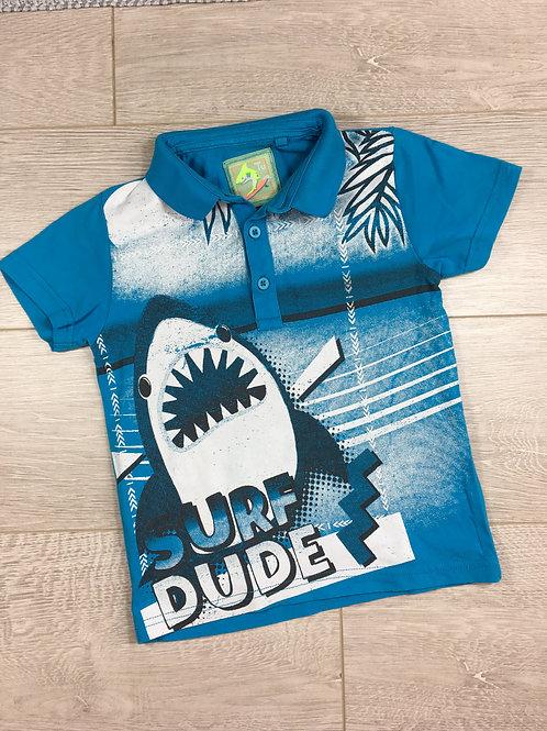 "Polo ""Surf Dude"""