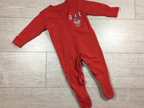 Babygrow Vermelho