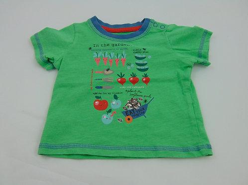 "T-shirt ""in the garden"""