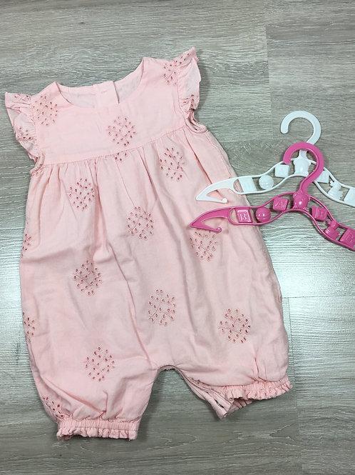 Macacão Cor de rosa