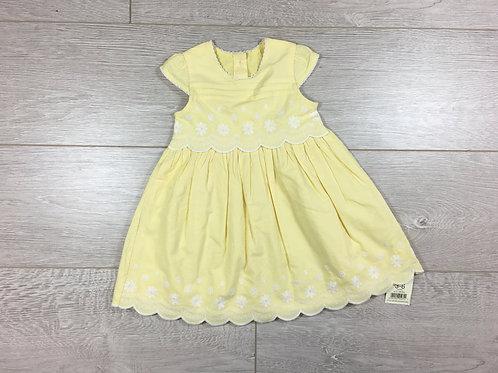 Vestido Amarelinho Novo