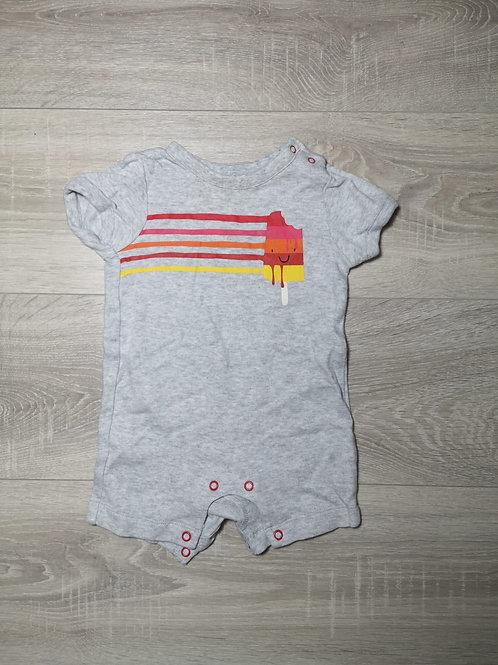 Body t-shirt menino