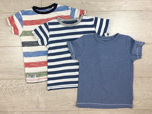 Pack 3 T-shirt