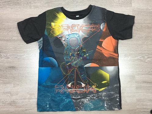 """T-shirt """"No espaço"""""""
