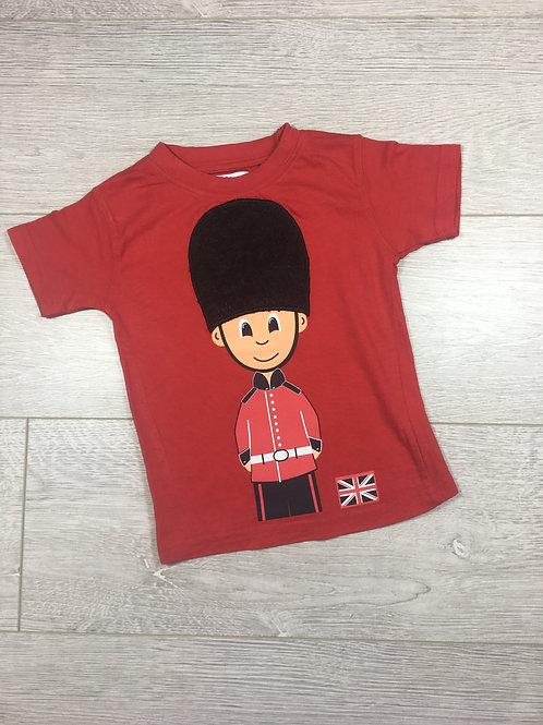 T-shirt Inglaterra