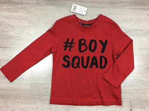 """Camisola """"#Boy Squad"""" com falha na cor"""