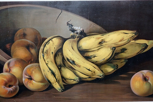 1920s Framed Fruit Print By J Califano