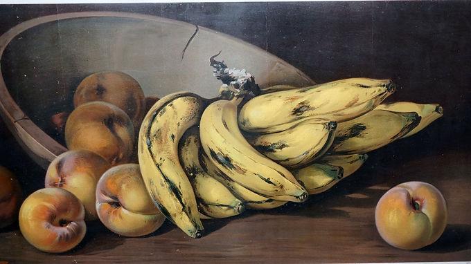 1920s Framed Fruit Print By J Califano