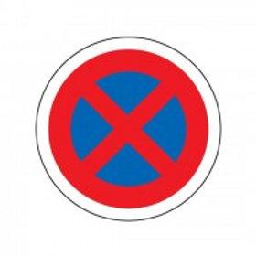 B6d Arrêt et stationnement interdit