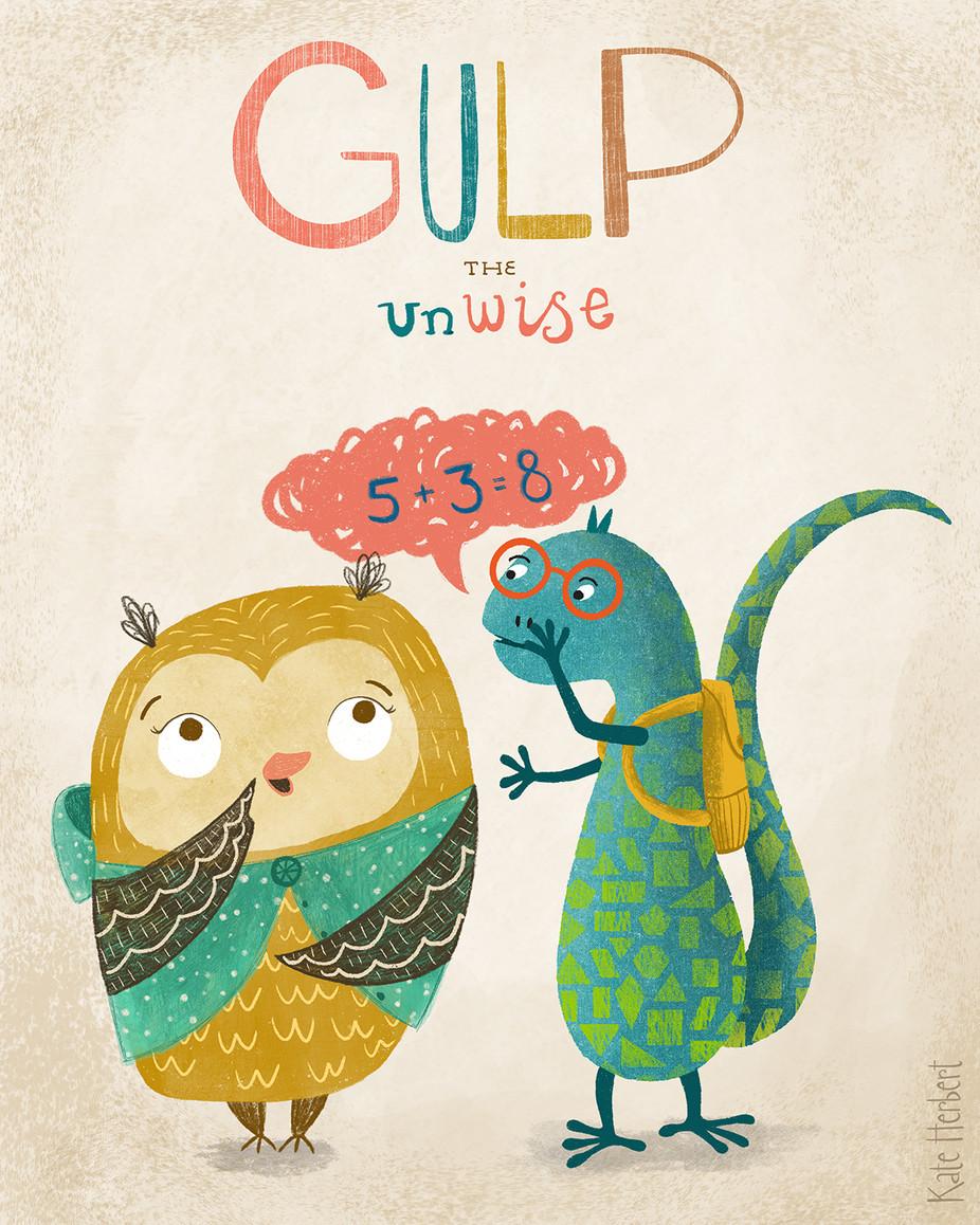 Gulp and Momo