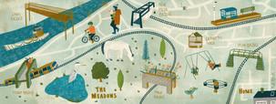 THE BRIDGES OF URMSTON
