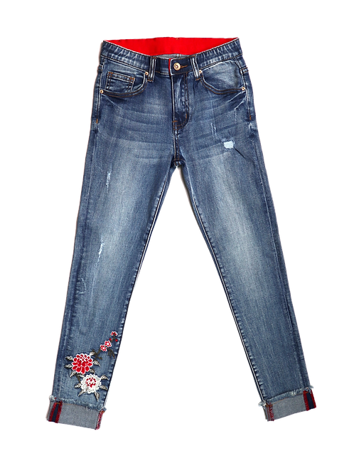 Flower Patch Jeans