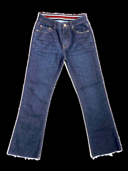 Inner Stripes Detail Jeans