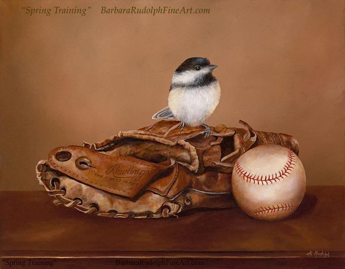 Barbara Rudolph Spring Training