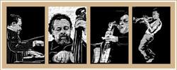 Peter Schachter Jazz Greats2Border