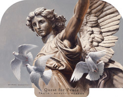 Michael Dumas_Quest for Peace_Oil_7x9