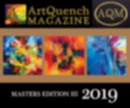 ArtQuench Magazine Masters Edition III 2
